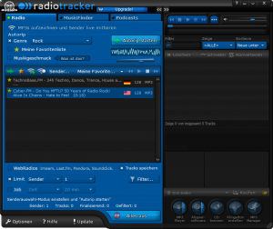Radiotracker 5 Platinum - Radio
