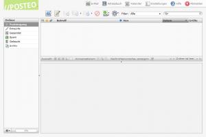 Posteo Webmail