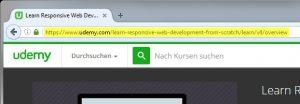 Udemy Kurs-URL
