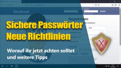 Videothumbnail Passwortsicherheit 2019